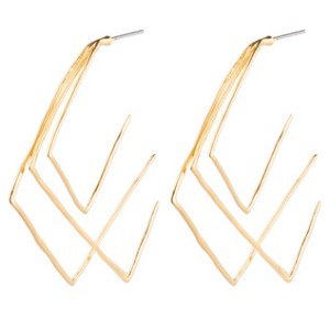 https://www.alexisbittar.com/GOLD-ANGLED-TRIPLE-HOOP-EAR.html